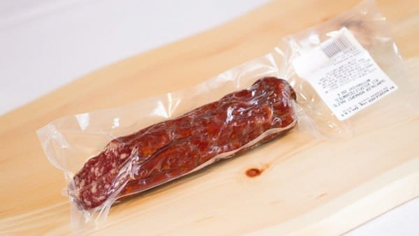 Gurktaler Rohwurst – Hirschsalami
