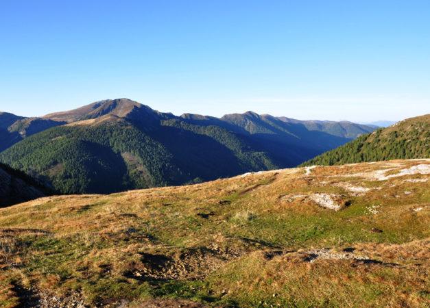 Blick-von-der-Eisentalhoehe-Almwirtschaft-Wandern-Bergbauern-Nockfleisch-6