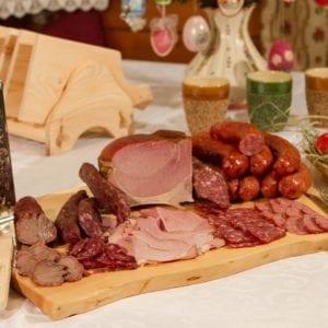Bauern-Osterjause aus Kärnten