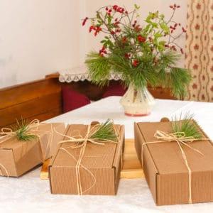 Geschenkspakete