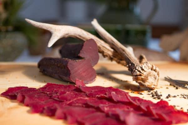 Wild Bündnerfleisch